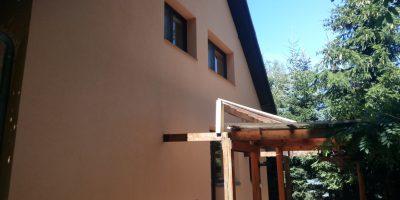 Renovace fasádního nátěru Trutnov