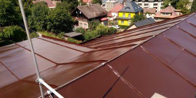 Renovace nater strechy